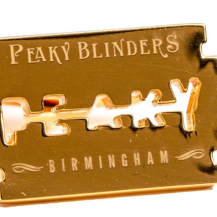 Elite Luxury Peaky Blinders Cufflinks