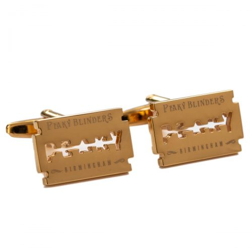 Elite Luxury Peaky Blinders Cufflinks