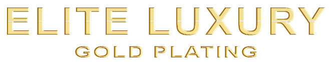 Elite Luxury Gold Plating Logo