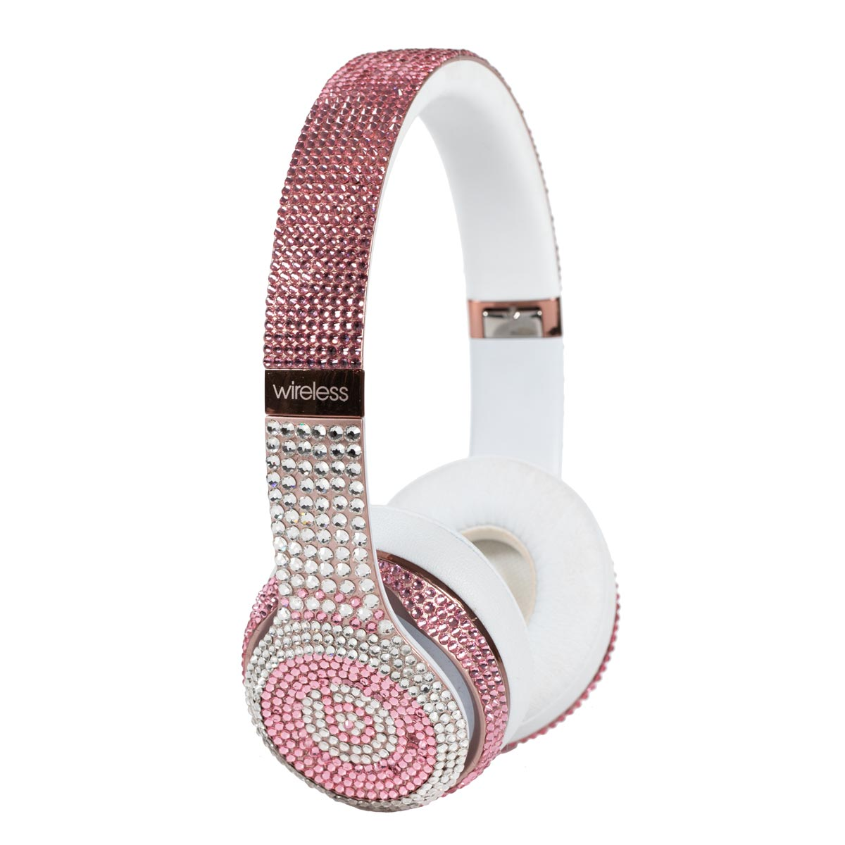 Swarovski Crystal Beats Headphones by Dre