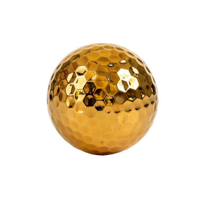 Elite Luxury 24K Gold Ball-Tee