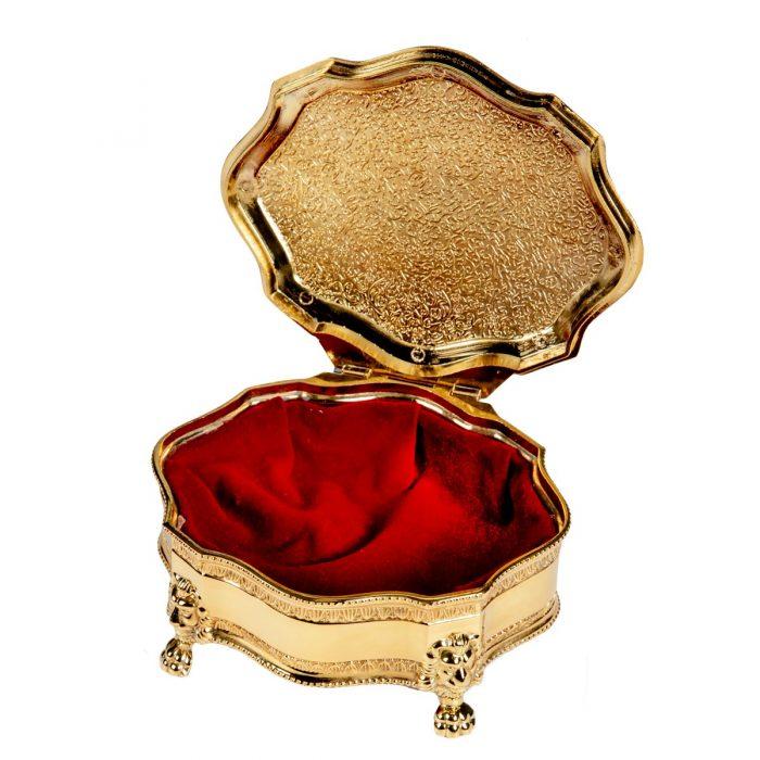 Elite Luxury Antique Jewellery Box