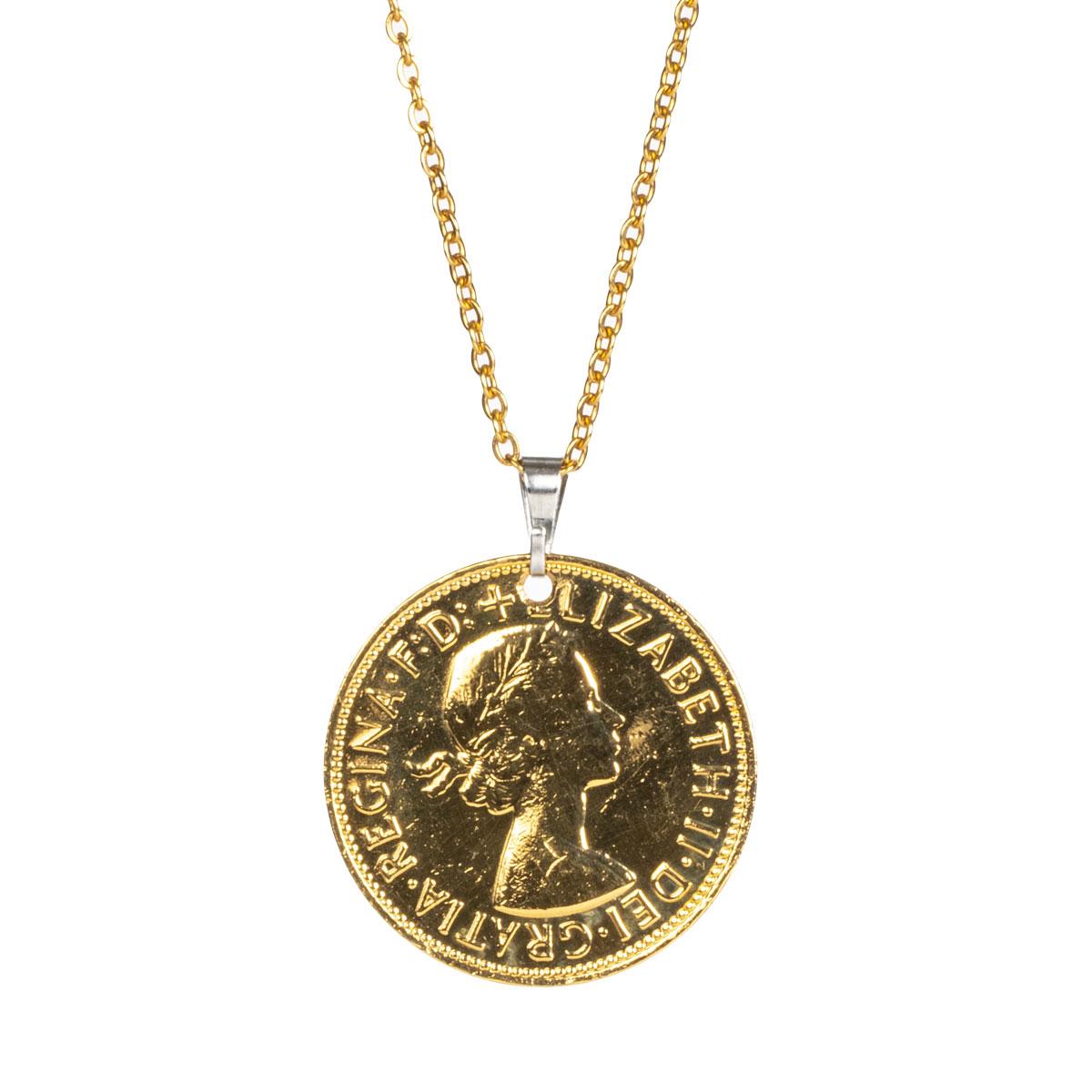 Elite Luxury One Penny Pendant