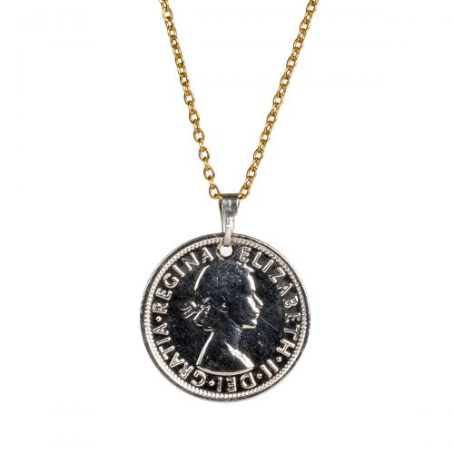Elite Luxury Two Shilling Pendant