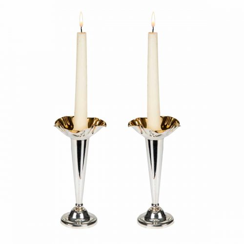 Elite Luxury Antique Candlesticks